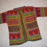 Handspunfallleavessweater