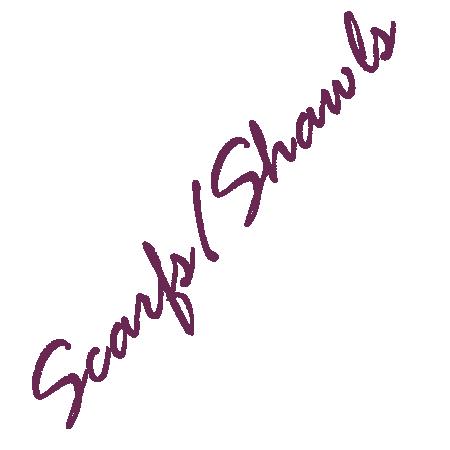 Scarfs/Shawls
